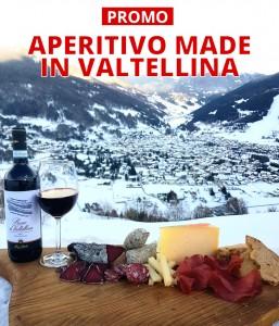 Aperitivo Made in Valtellina