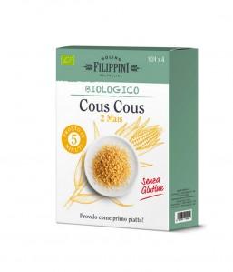 Cous cous 2 Mais Bio 250g