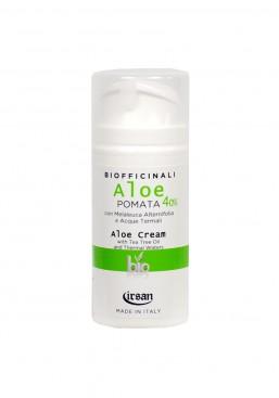 Pomata all'Aloe 40%