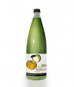 Succo di Mela Verde e Zucca
