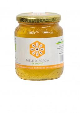 Miele di acacia Bio delle