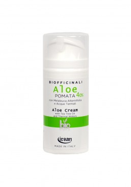 Pomata all'Aloe 40%