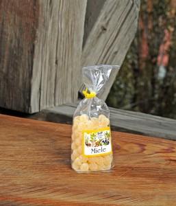 Caramelle di montagna al Miele